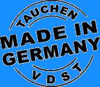 Mitglied im VDST - Verband Deutscher Sport-Taucher